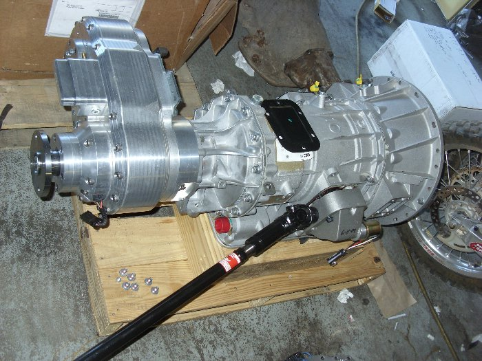 12 valve cummins allison transmission